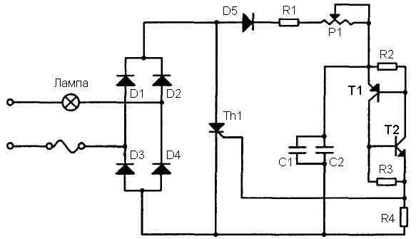 Регулятор сделан на основе 8-выводной КМОП микросхемы TT8486A, специально предназначенной для, TT6061A.