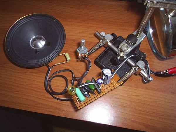 Кодовый замок с акустичским управлением схема дистанционного управления на ик лучах управление по питанию нажатием на...