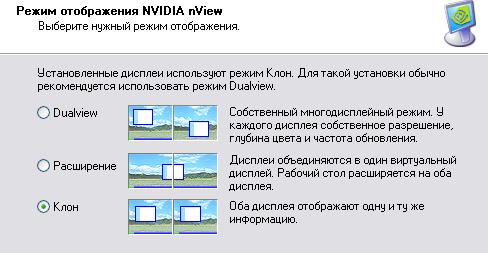 Подключение телевизора к компьютеру S-Video 9-pin (NVIDIA GeForce 8500) NiceTV