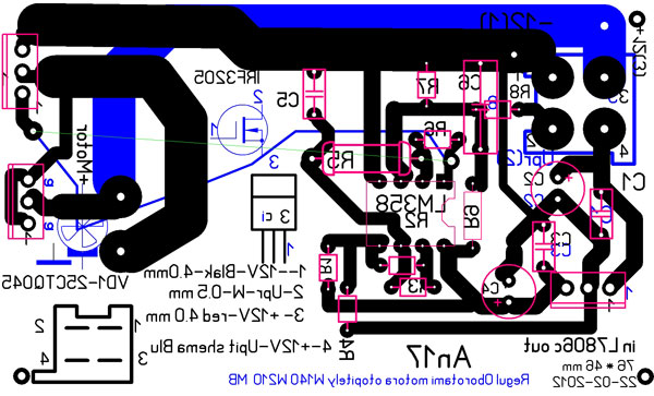 Регулятор оборотов мотора отопителя своими руками